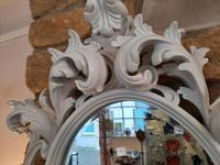 Large French Rococo Mirror (2 of 4)