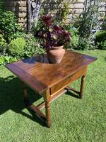 Walnut Country Table (6 of 9)
