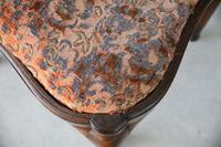 Antique Oak Corner Chair (3 of 12)