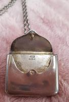 Sterling Silver Stamp Envelope on Silver Chain (3 of 3)