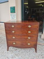 Superb Georgian Antique Chest of Drawers