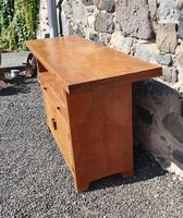 Rare Heal's Oak Cabinet Come Table (3 of 7)