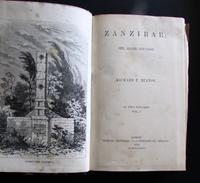 1872   Zanzibar - City Island & Coast by Richard F Burton -1st Edition, 2 Volume Set (2 of 5)
