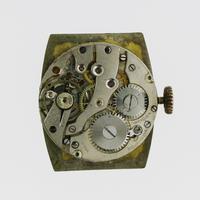 Silver 0.935 Art Deco Wristwatch Swiss 1930 (4 of 5)