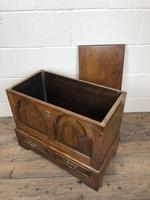 18th Century Style Welsh Oak Coffer (11 of 13)