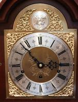 Walnut Chiming Grandmother Clock (7 of 9)