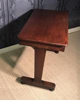 Victorian Mahogany Side Table (6 of 9)