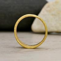 The Viking Age Iron Heart Gold Ring (4 of 6)