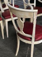 Set of 8 French Directoire Dining Chairs (8 of 16)