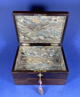 William IV Brazilian Rosewood Box (2 of 22)