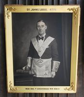 Set of Three Masonic Photographs (2 of 6)