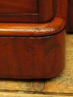 Victorian Antique Pedestal Desk, Hobbs & Co London (11 of 24)