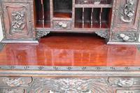 Carved Japanese Meiji Desk (12 of 12)