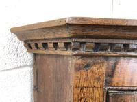 Antique Oak Corner Cupboard (5 of 10)