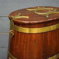 Original 18th Century Ships Salted Beef Barrel (2 of 6)