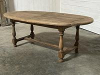 Super Rustic French Oval Farmhouse Dining Table (28 of 36)