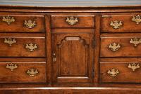 Mid 18th Century George III Large Oak Dresser Base (2 of 11)