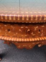 Antique Inlaid Syrian Coffee Table (2 of 12)