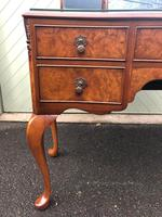 Antique Burr Walnut Dressing Table (5 of 10)