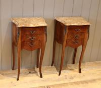 Tulipwood And Mahogany Bedside Cabinets (2 of 9)