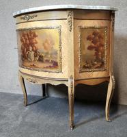 20th Century Marble Top Commode / Side Cabinet2 (5 of 11)