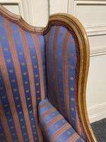 Comfortable French Wing Armchair (12 of 15)