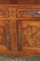 Large Cherrywood & Walnut Dresser (4 of 13)