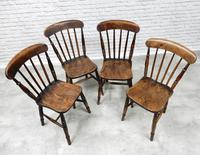 Set of 4 Windsor Kitchen Chairs (3 of 5)
