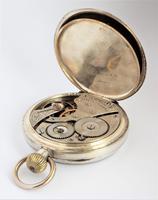 Antique Silver Waltham Pocket Watch (4 of 5)