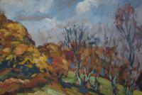 Bob Vigg Landscape Oil Painting West Cornwall (6 of 10)