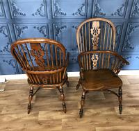 Pair of Windsor Chairs (7 of 14)