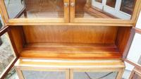 Pair of art deco minty sectional bookcases (11 of 14)