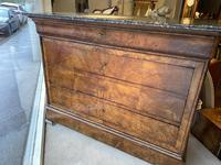 French Louis Philippe Commode in Burr Walnut (3 of 7)