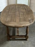 Super Rustic French Oval Farmhouse Dining Table (15 of 36)