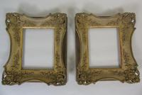 Good Pair of 19th Century Giltwood Fames (4 of 6)
