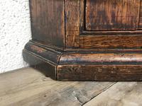 Antique 19th Century Oak Corner Cupboard (5 of 11)