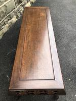 Large Antique Oriental Chinese Coffee Table (5 of 9)