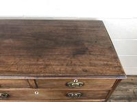 18th Century Mahogany Chest of Drawers (4 of 11)