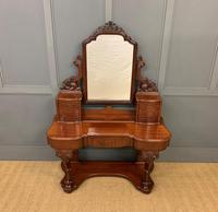 Excellent Victorian Mahogany Duchess Dressing Table (19 of 21)