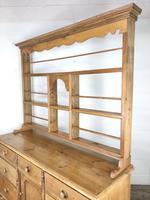 Victorian Antique Pine Dresser (2 of 18)