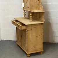 Antique Pine Ladies Dresser (6 of 7)