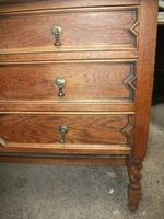 Jacobean Style Oak Chest (3 of 3)