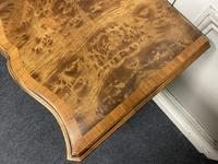 Burr Walnut Dressing Table or Desk by Gillows (10 of 16)