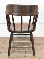 Antique Smoker's Bow Chair (9 of 9)