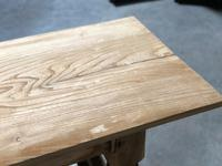 French large oak farmhouse dining table (23 of 38)
