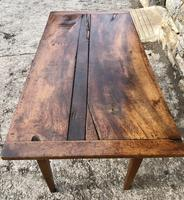 Antique French Walnut Farmhouse Table (11 of 23)