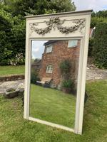 Painted Trumeau Mirror (3 of 6)
