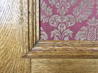 Large Pale Oak Armoire Wardrobe – Knock Down Flat Pack (11 of 17)