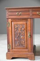 Victorian Walnut Desk (2 of 11)