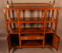 Good Victorian Buffet or Serving Sideboard (3 of 8)